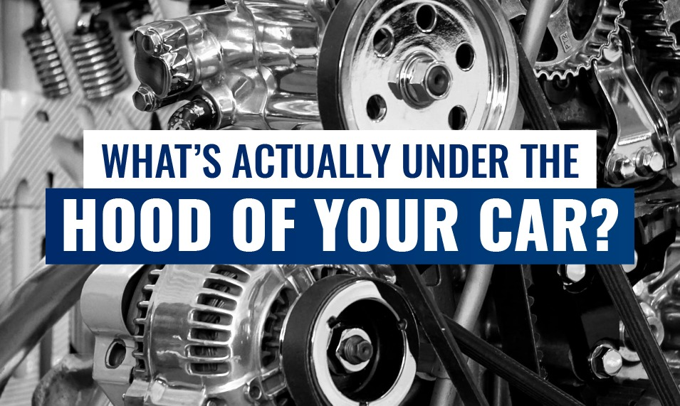 Whats Actually Under Your Car Hood Preview Image