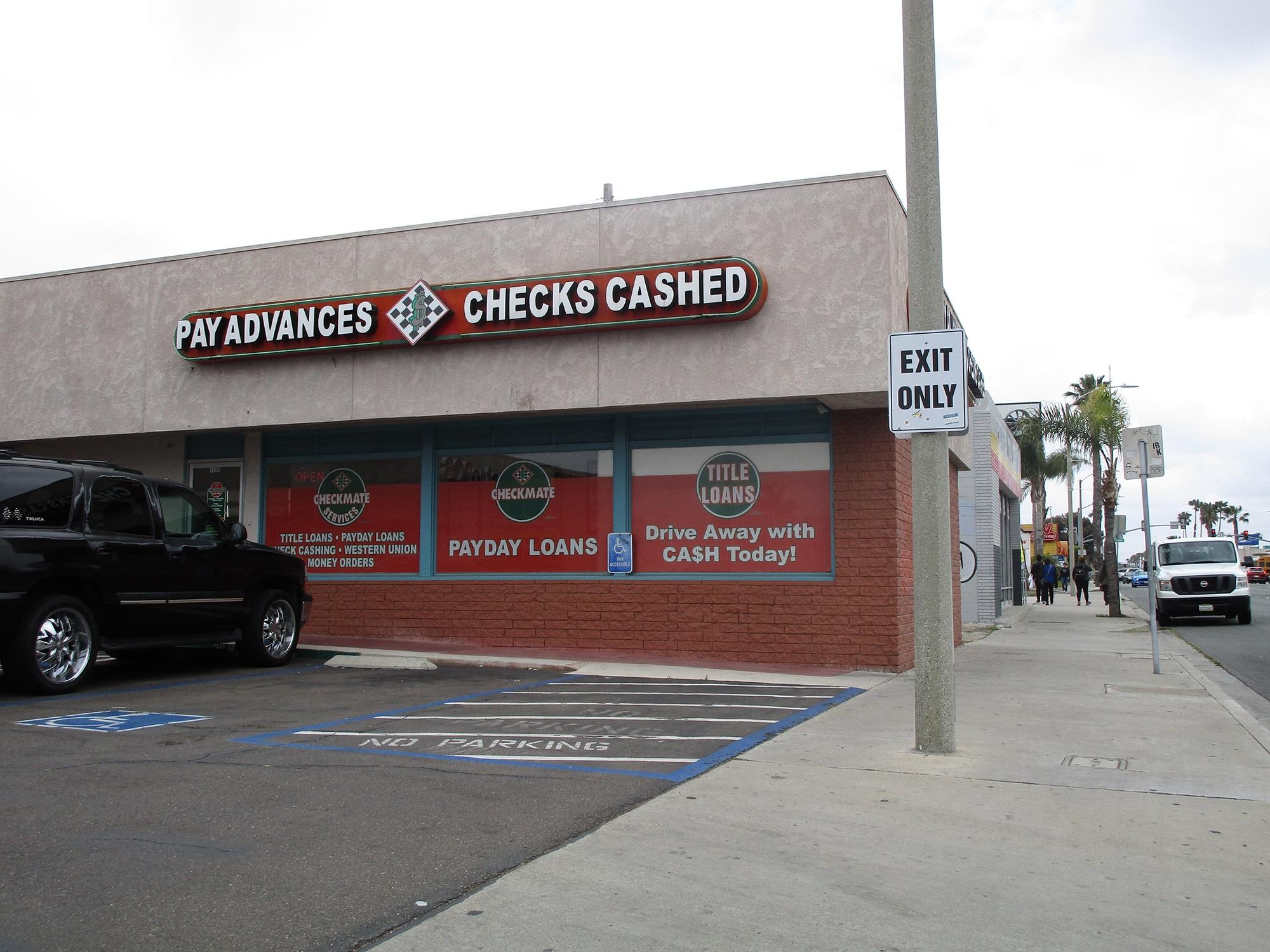 Checkmate 459 Broadway Chula Vista