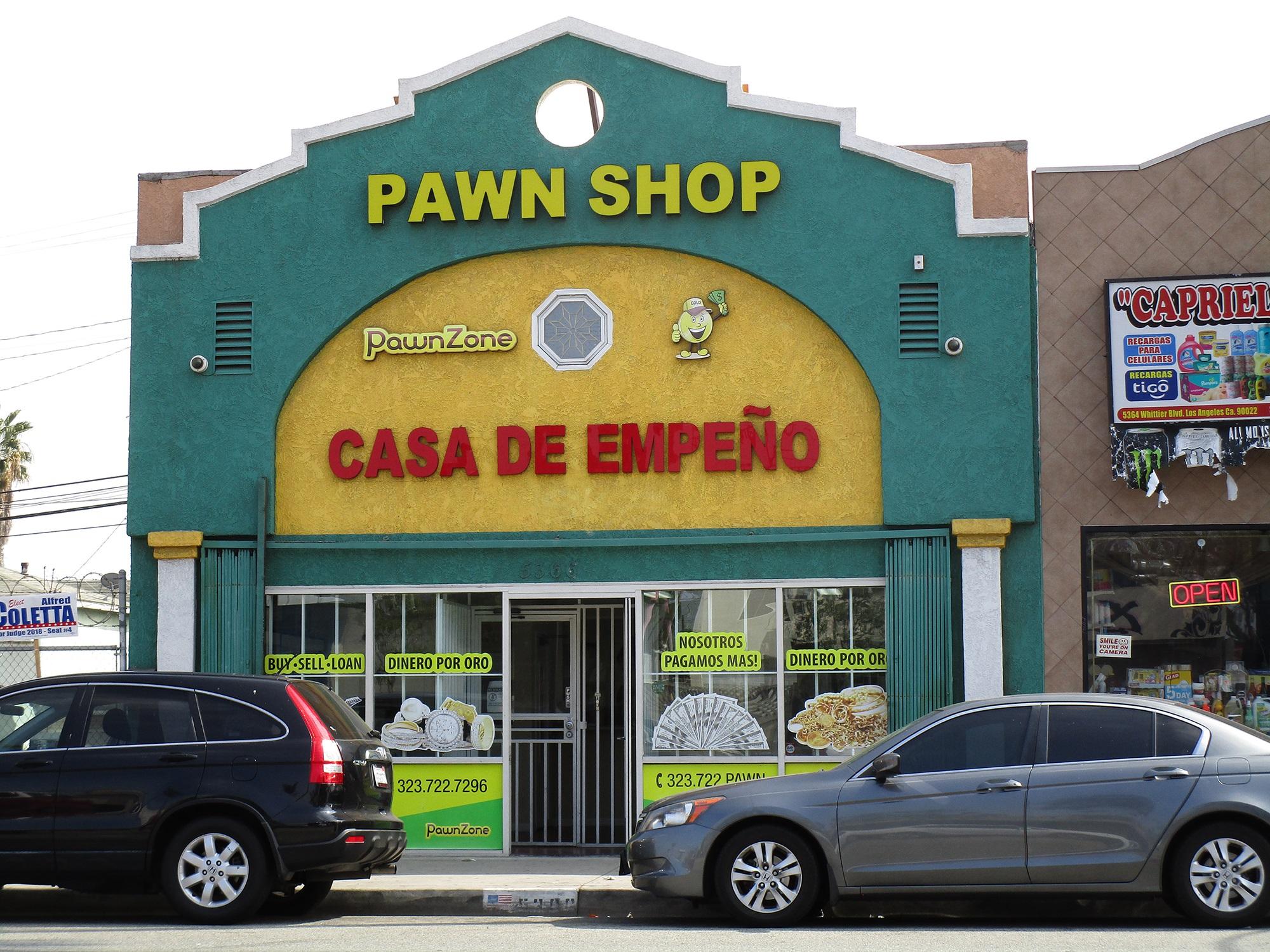 Pawnzone Whittier Ave - LA
