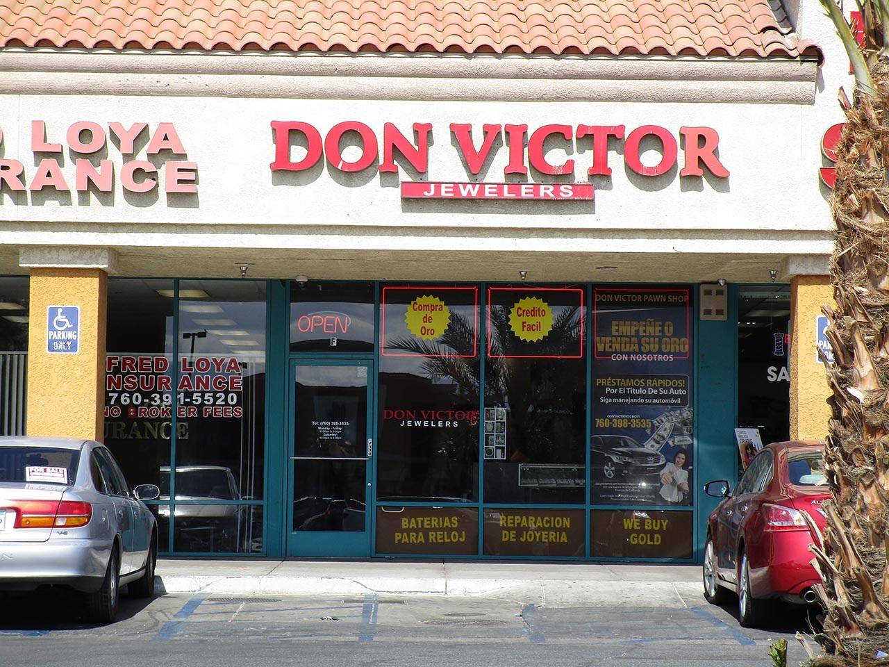 Don Victor Coachella