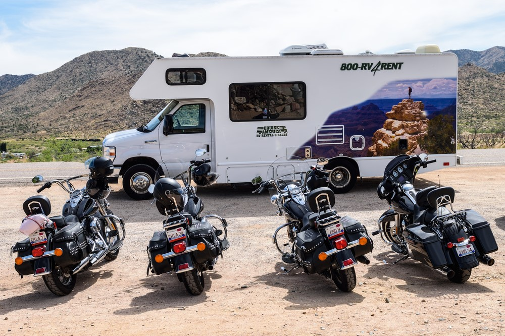 RVs And Motorcycles Can Be Used For Title Loans