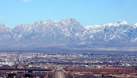 New Mexico Las Cruces