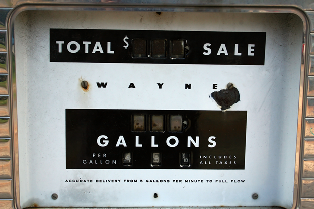 A Look at Average Gas Prices through the Years